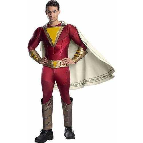 Men'S Adult Shazam Grand Heritage Costume Standard