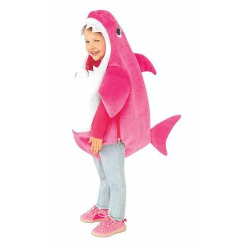 Kid'S Mommy Shark Costume With Sound Chip Infant