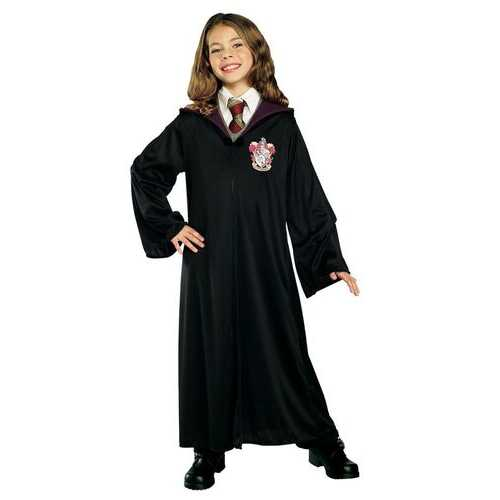 Costume Harry Potter Child'S Hermione Granger Gryffindor Robe Small
