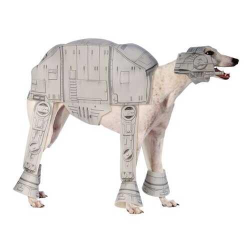 Pet At-At Imperial Walker Costume Meduim