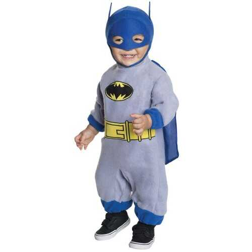Romper Infant Batman Costume - Brave And The Bold(6-12 Months)