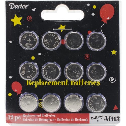 Replacement Batteries For Tea Lights