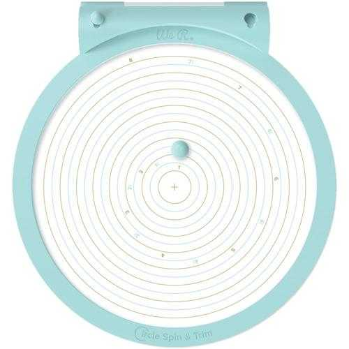 Circle Spin & Trimmer Tool Multicolor