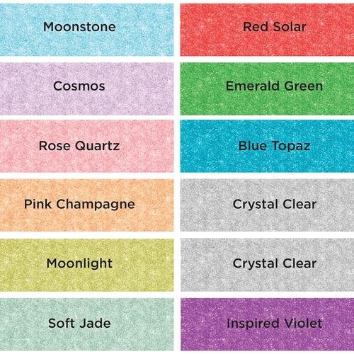 Spectrum Noir Glitter Brush Pens Spring and Summer