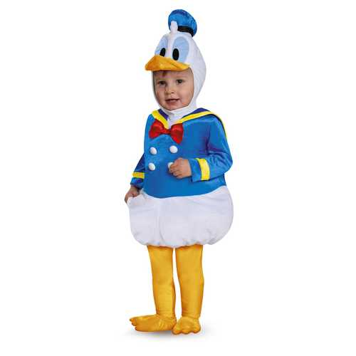Baby Boys Donald Duck Prestige Infant Costume