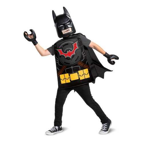 Batman Lm2 Basic Toddler Costume Black Onesize