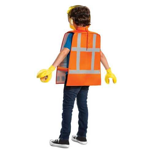 Emmet Basic Child Costume Onesize Yellow
