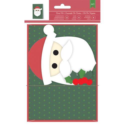Cards With Envelopes Santa