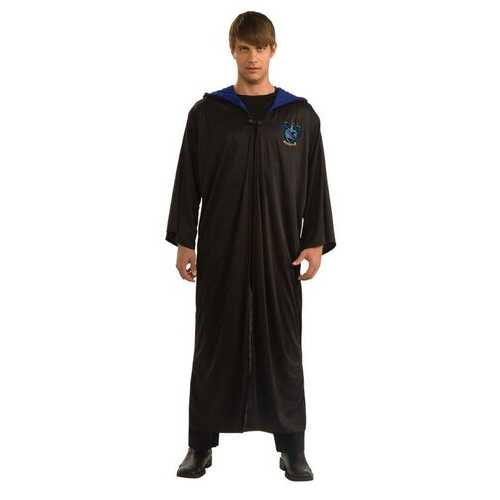 Harry Potter Adult Ravenclaw Robe Male Large