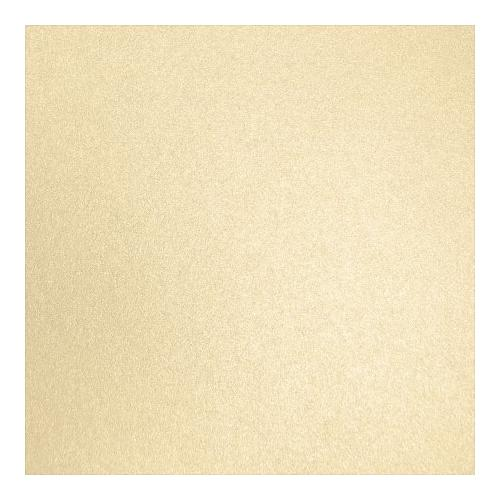 Shimmering Cardstock 6 X 6 Inch Gold Dust