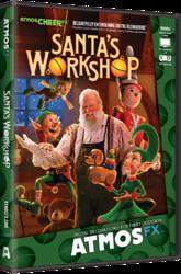 Category: Dropship Books & Videos, SKU #CA101942135, Title: AtmosFX Santa Workshop Digital Decoration