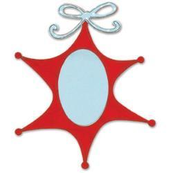 Sizzix Star Ornament Bigz Die