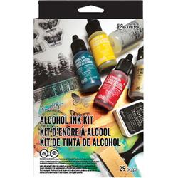 Ranger THoltz Distress Alcohol Ink Kit