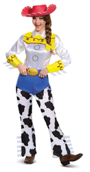 Women'S Jessie Deluxe AdultMultiL (12-14) Costume
