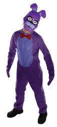 Boy'S Kid'S Five Nights At Freddy'S Bonnie Costume Large