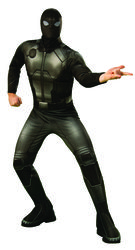 Men'S Spider-Man Far From Home Adult Deluxe Costume Standard