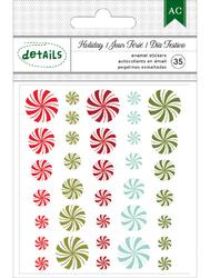 Christmas Enamel Dots Candy