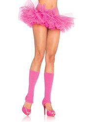 Leg Avenue Organza Tutu Neon Pink One Size