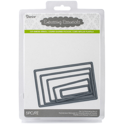 Embossing Essentials Dies Nesting Rectangles