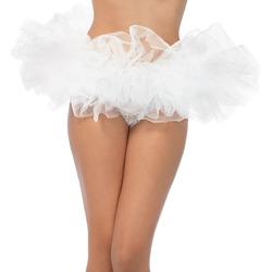 Leg Avenue Halloween special tutu One Size White