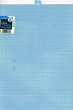 Plastic Canvas 10 X 13 Inches Light Blue