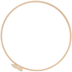 Wood Quilting Hoop 23 Inches 0.75 Inches Depth