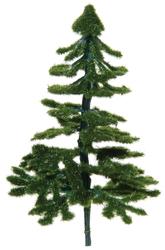 Diorama Christmas Tree 4 Inches