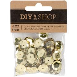 Diy Shop 4 Collection Sequs Gold