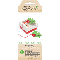Sweet Sugar Belle Gift Tags Holly