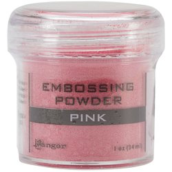 Ranger Opaque Shiny Embossing Powder Pink