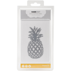 Decorative Dies Pineapple
