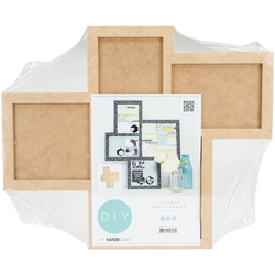 Beyond The Page Collage Photo Frame With 4 Openings