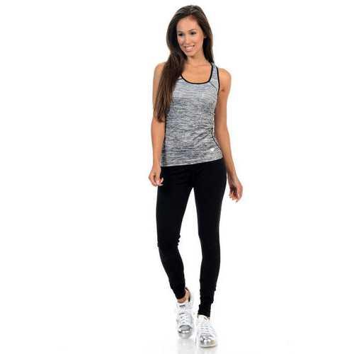 Diamante Women's Yoga Top Sportswear - Style ACDN002-2