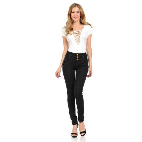 Diamante Women's Jeans - Push Up - Skinny - Style M1109
