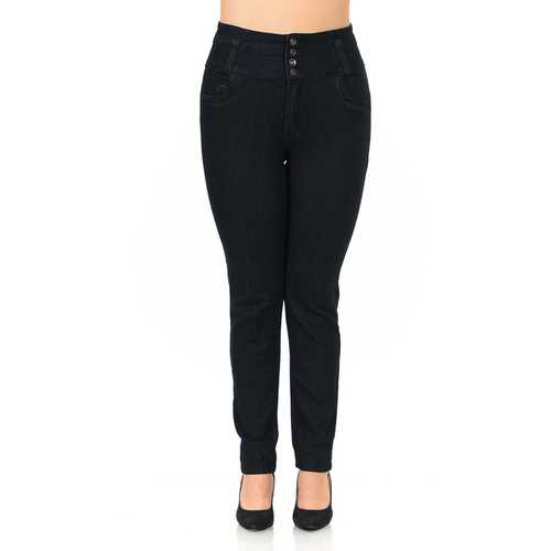 Pasion Women's Jeans - Plus Size - High Waist - Push Up - Skinny - Style N390