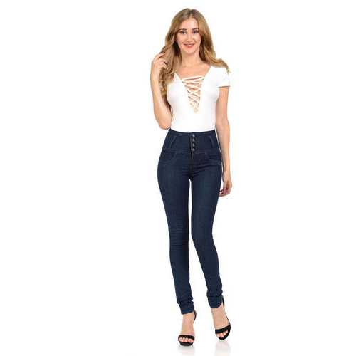 Pasion Women's Jeans - Push Up - Skinny -  Style G276