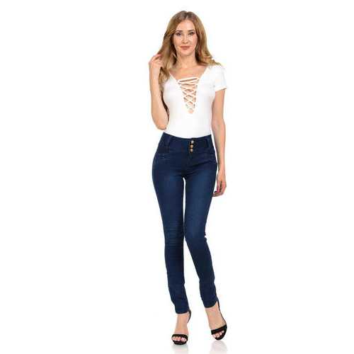 Pasion Women's Jeans - Push Up - Skinny -  Style N407