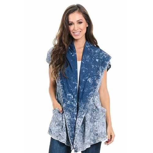 Sweet Look Women's Denim Jacket - Style K776