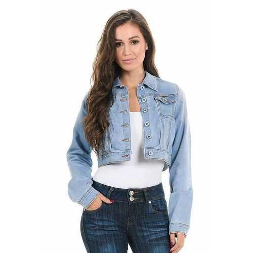 Sweet Look Women's Denim Jacket - Style JAC-292