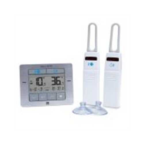 Brushed SS Digital Thermometer