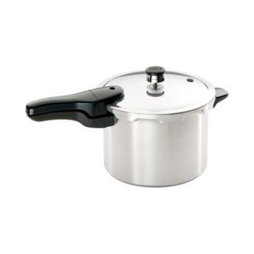 6Qt Aluminum Pressure Cooker