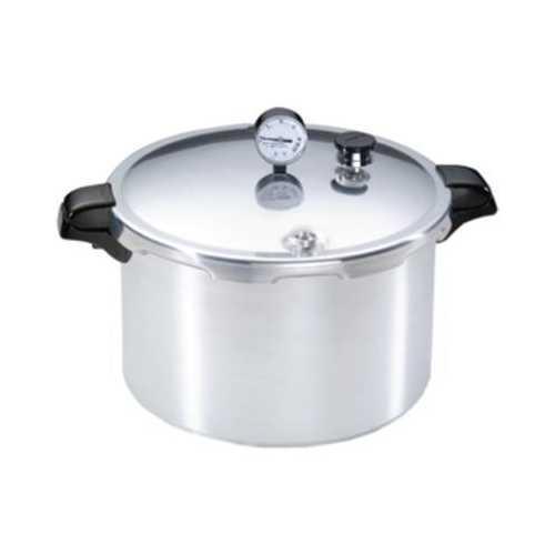 16 Qt Aluminum Pressure Canner