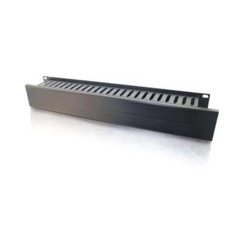 2u Horizontal Cable Panel