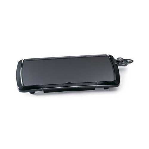"""Cool Touch Griddle 10.5""""x20.5"""