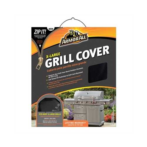 Armor All Grill Cover