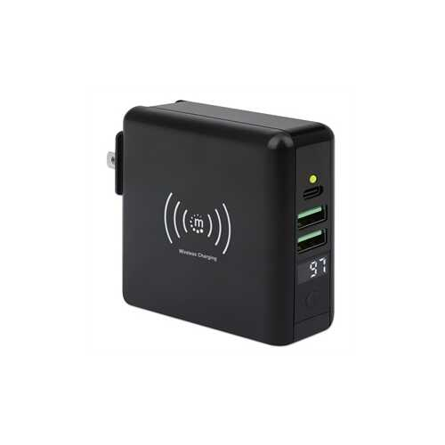 4-in-1 Charger and PowerBank