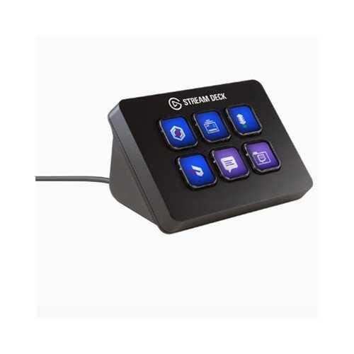 Stream Deck Mini 6 LCD Keys
