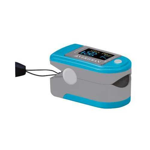 Deluxe Finger Pulse Oximeter