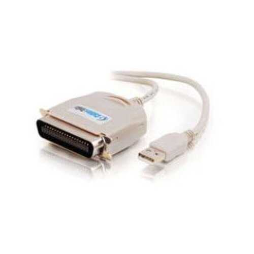 6' USB to Parllel Printer Cble