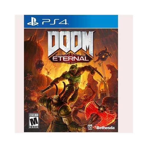 Doom Eternal 1st PS4